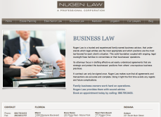 Nugen Law Business Law