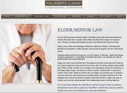 Nugen Law ElderSenior Law