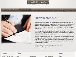 Nugen Law Estate Planning