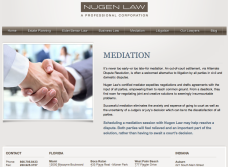 Nugen Law Mediation